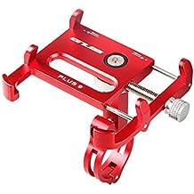 MM aleación de aluminio bicicleta portabicicletas soporte para teléfono portátil 3,5 ...