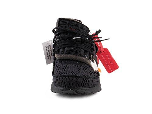 Nike Air Presto x Off White – Black/White-Cone - 3
