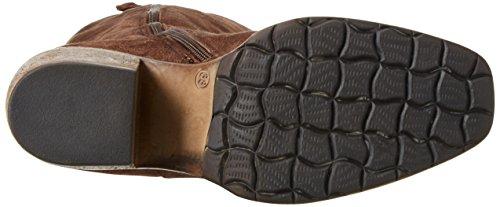 Mjus 687312-0101-6113, Bottes hautes avec doublure froide femme Marron - Marron (Cacao)