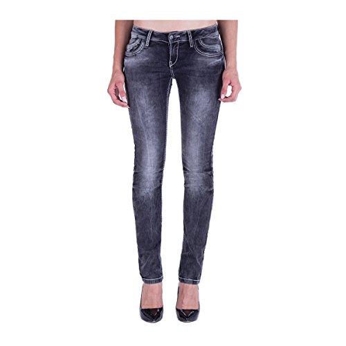 Cipo & Baxx -  Jeans  - Donna Nero
