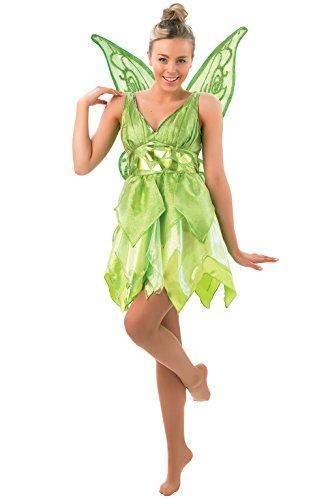 Rubies 3880998 - Tinker Bell Adult, S, (Erwachsene Tinkerbell Kostüm)