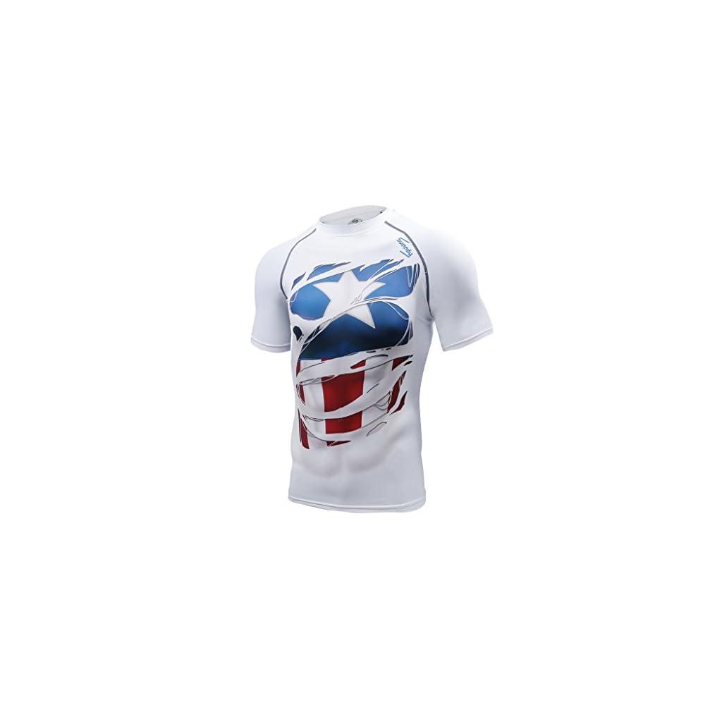 maglietta a maniche lunghe da uomo Eono Essentials tessuto elasticizzato a 4 vie