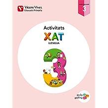 Xat 3 Balears Activitats (aula Activa) - 9788468222547