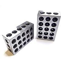 Bloques Paralelos, métrico 1 2 3 Blocks (25 x 50 x 75 mm)
