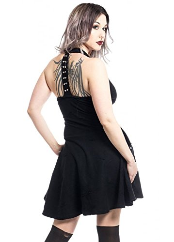 Poizen Industries - Robe - Femme noir noir Noir
