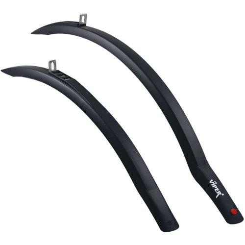 Hebie Viper Steckbleche, schwarz, 20 x 5 x 5 cm