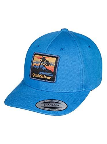 Quiksilver Herren Starkness Cap, Bijou Blue, One Size