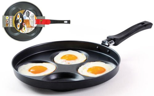 quality-egg-poacher-pan-4-hole-cup-poach-poaching-saucepan-frying-induction Non-stick Egg Poacher