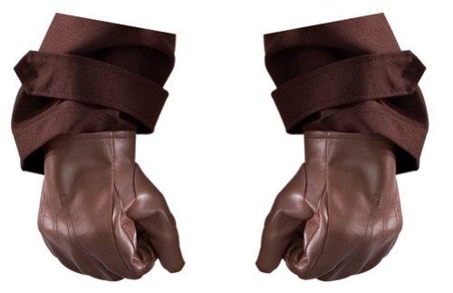 Watchmen Rorschachs Handschuhe für Herren
