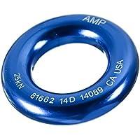 Fusion de Aluminio o-Ring Escalada mosquetón/Hardware - Azul, pequeño