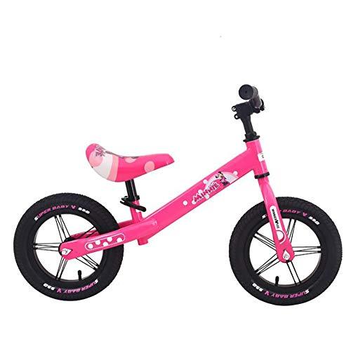 QWERASDFZXCV-Children\'sBicycle Kinderfahrrad Kinder Pedallose Kinderrutsche Baby-Zweirad-Balance-Auto