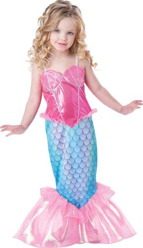 (Generique - Meerjungfrau Kostüm für Kinder)