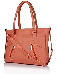 SALEBOX Fashion Women's Handbag / Shoulder Bag / College Casual ( Peach ,)