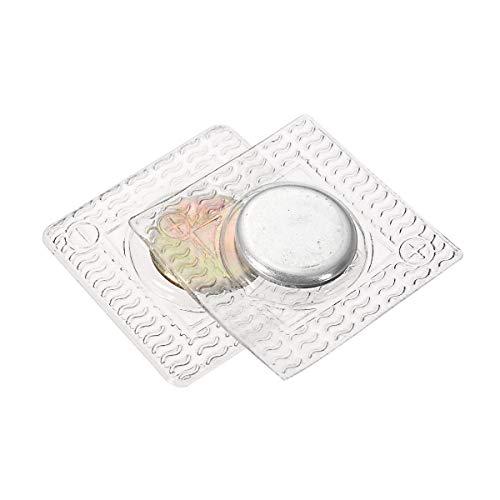 ChaRLes 1 Satz 15X2Mm Pvc Unsichtbar Versteckt Nähen In Magnetischen Snaps Diy Neodym Magnet Geldbörse Verschluss - Magnetische Snaps Geldbörse Verschlüsse