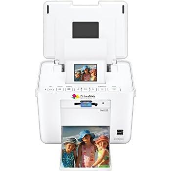 PictureMate Charm PM225 Compact Photo Printer