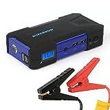 Leelbox Tragbare Auto Starthilfe Batterie 800A 18000mAh Car Jump Starter,Mobiler Notfall...