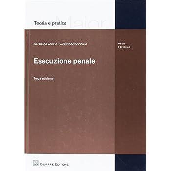 L'esecuzione Penale