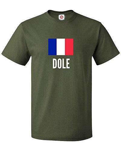 t-shirt-dole-city-verde