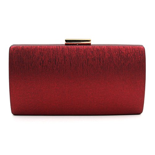 High-end Borsa Borsa Borsa Da Sera Femminile Red
