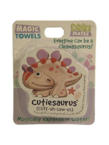 John Hinde DinoMates Magic Towel, Cutiesaurus by John Hinde Curteich, Inc.