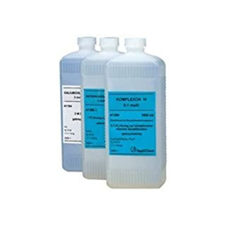 neoLab 4-1069 Elektrolyt-Lösung KCl+AgCl, 3 mol, 1000 mL