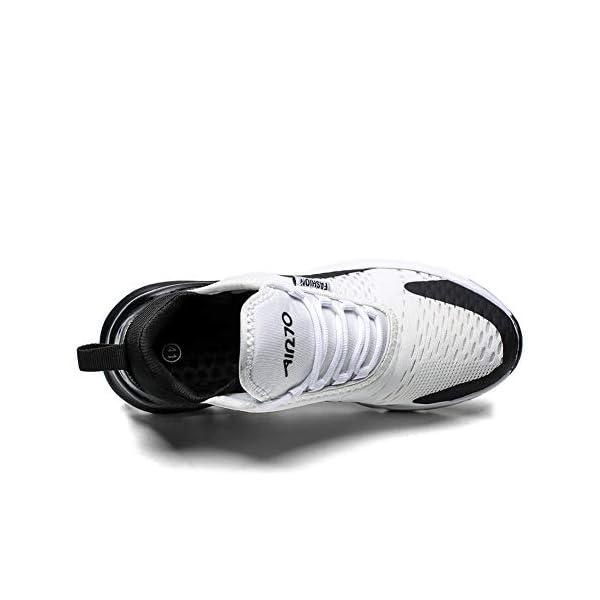 Scarpe Running Sneakers Uomo Donna Sport Scarpe da Ginnastica Fitness Respirabile Mesh Corsa Leggero Casual all'Aperto 4 spesavip