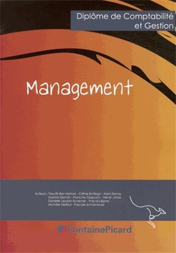 Management DCG : Livre professeur (1Céd...