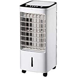 Bearbelly Ventilateur Climatiseur humidificateur purificateur d'air Ventilateur purificateur d'air climatiseur Mobile sans Evacuation climatiseur Mobile (A)