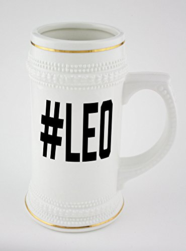 beer-mug-with-golden-rim-of-leo