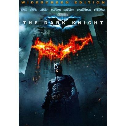 The Dark Knight (Widescreen) DVD