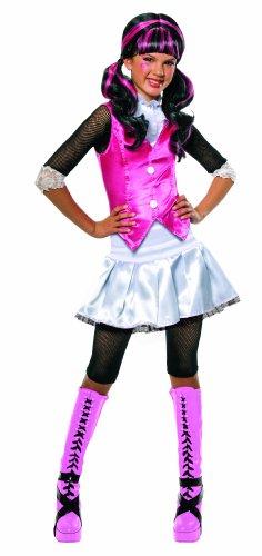 Imagen de rubie`s  disfraz infantil de draculaura 884787 small