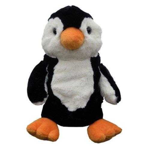 Lascar Pingouin Couvre pour Club de Golf Noir