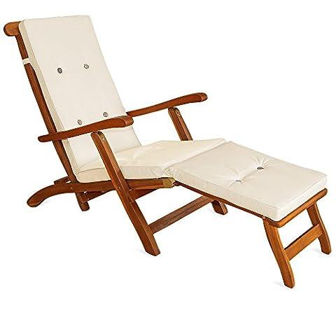 Matelas Mousse But - Coussin pour chaise longue 173 cm -