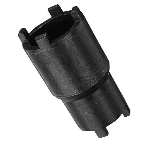 GIlH Kupplungssicherungsmutter Removal Tool 4 Pin Spanner Sockel 20mm 24mm Für Dirt Bike -