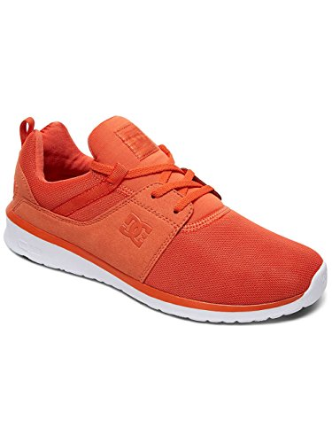 DC Shoes Heathrow M, Sneakers Uomo Rosso/Ruggine