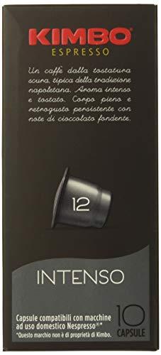 KIMBO espresso INTENSO Nespresso® Kompatibel ...