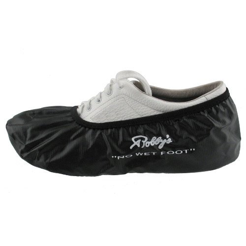 Robby 's No Wet Fuß Schuh Cover, Herren, No Wet Foot, schwarz