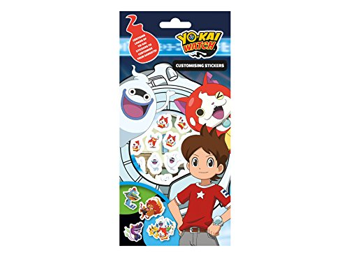 Disney Yo Kai Montre customisation Stickers, YKCVS