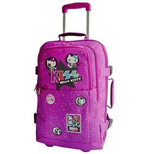 Hello Kitty - Maleta Morado Morado