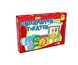 noris 606041550 My Finger - Juego de Teatro Infantil