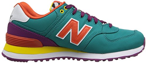New Balance Damen 574 Global Surf Sneakers winter green (WL574RP)