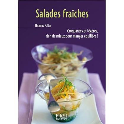 Petit livre de - Salades fraîches (LE PETIT LIVRE)