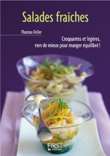 Petit livre de - Salades fraîches par Thomas FELLER