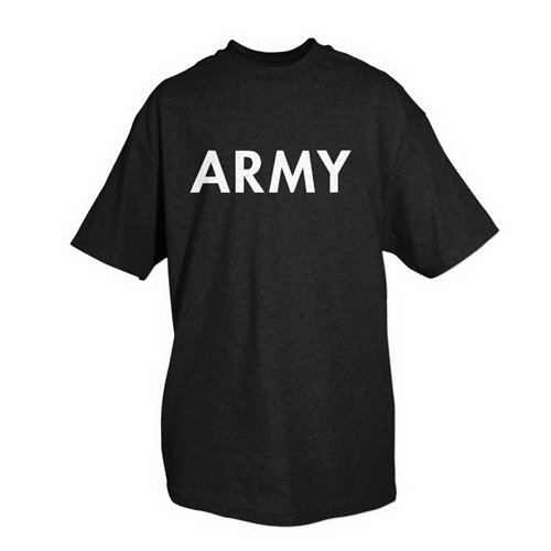 Fox Outdoor Army One-Sided Imprinted T-Shirt