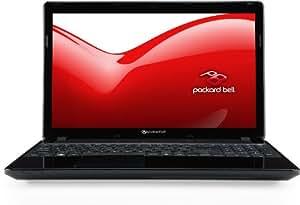 Packard Bell EasyNote LV11HC-B8304G50Mnks 43,9 cm (17,3 Zoll) Notebook (Intel Celeron B830, 1,8GHz, 4GB RAM, 500GB HDD, Intel HD, DVD, Linux) schwarz