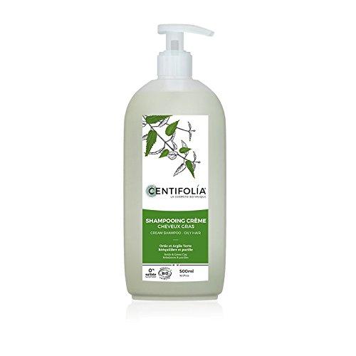 Shampoing cheveux gras BIO - pompe 500 ml