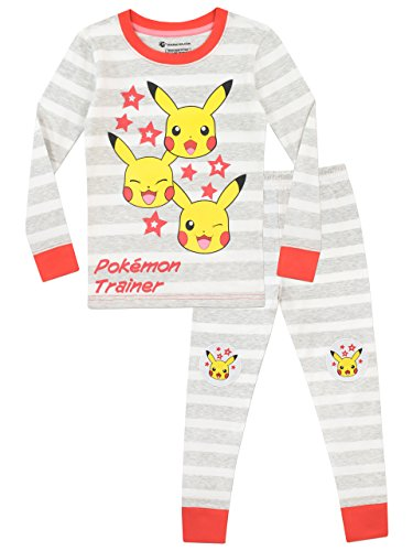 Pokmon-Pijama-para-Nias-Pikachu
