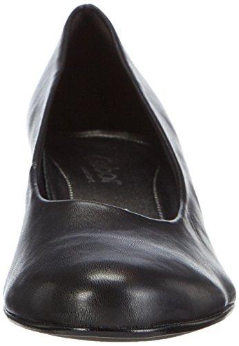 Gabor Comfort Basic 36.040, Escarpins femme Noir - Schwarz (schwarz 51)