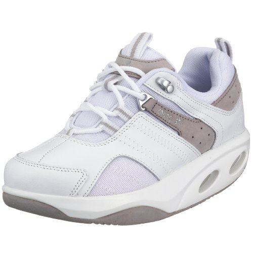 "Chung Shi Anti Step """"Atlanta"""", Baskets mode femme Blanc"