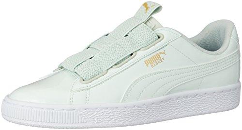 Puma Damen Sneakers Basket Maze Mint (412) - Mint Puma Sneaker